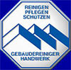 Logo Gebäudereinigerhandwerk