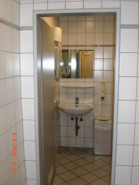 Toiletten, gereinigt von global GmbH