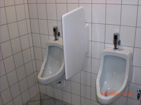 Toilettenreinigung von global GmbH