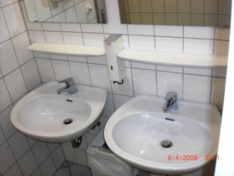 Reinigung Waschbecken